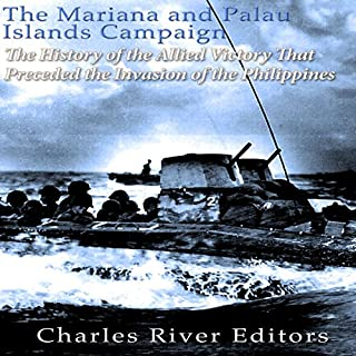 The Mariana and Palau Islands Campaign cover art