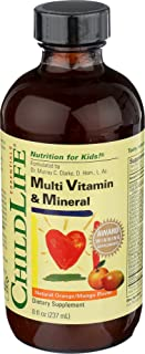 ChildLife Essentials Multi Vitamin and Mineral for Infants, Babys, Kids, Toddlers,..