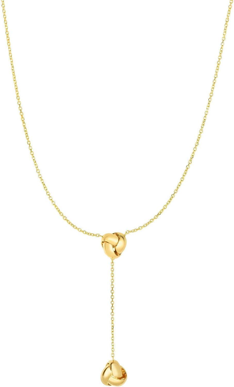 14K Yellow Gold Chain 17