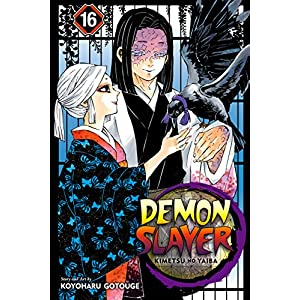 Demon Slayer: Kimetsu no Yaiba, Vol. 16: Undying (English Edition)