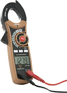 Southwire Tools & Equipment 21010N 400A Digital Clamp Meter, Multimeter with Voltage,..