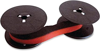 Compatible Universal Calculator Spool EPC B / R Black and Red Ribbons, Works for Casio R 100, Casio R 1000, Casio R 1001, Casio R 110