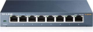 TP LINK TLSG108 Desktop Switch mit 8 Ports