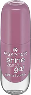 Essence Shine Last & Go! Gel Nail Polish, 60 Crazy In Love