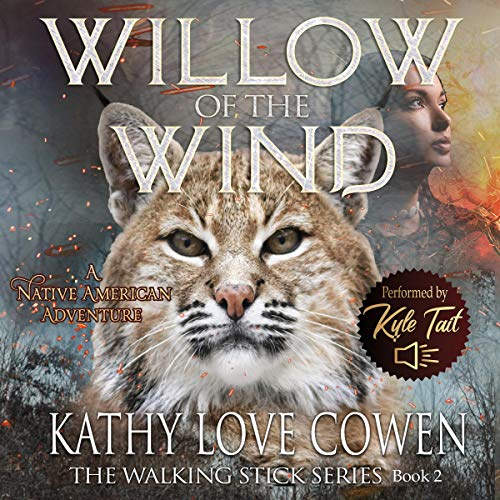 Willow of the Wind audiobook cover art