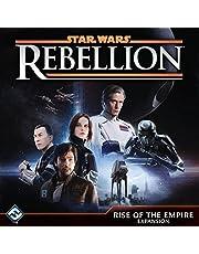 Fantasy Flight Games ffgsw04 Star Wars Rebellion Rise Of The Empire förlängning spel