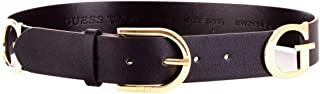 Luxury Fashion | Guess Womens BW7154P9135BLACK Black Belt | Spring Summer 19