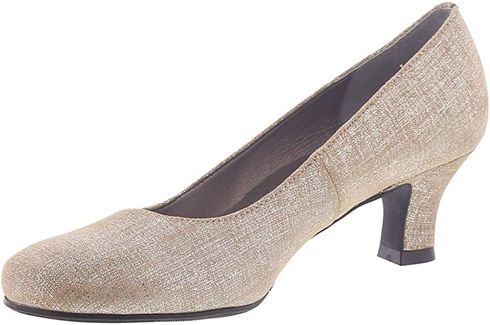Array Flatter Women's NEW before selling ☆ Pump Complete Free Shipping 8 D Tan C US