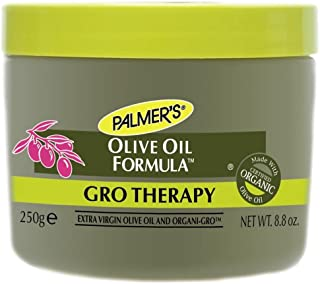 Palmer's Olive Oil Formula Gro Therapy Jar 8.80 oz (Pack of 6)