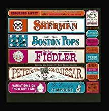 Peter and the Commissar by Allan Sherman & The Boston Pops Orchestra