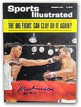Muhammad Ali Signed Autographed Sports Illustrated Magazine 11/16/64 JSA Z68866