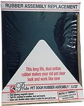 Pride Pet Doors Rubber Assembly Replacement Pet Door