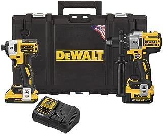 DeWalt DCKTS291D1M1 20V MAX XR Drill/Driver & Impact Kit w/Tough System Case