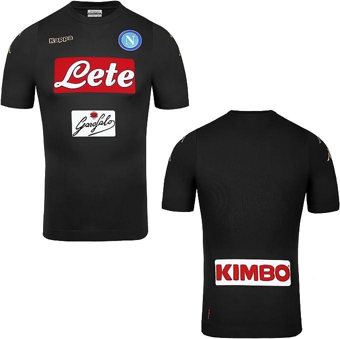 SSC Napoli Kombat Skin maglia third 3rd 2016/17 Kappa