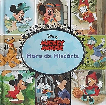 Hora da História - Volume 1. Coleção Disney Mickey Mouse