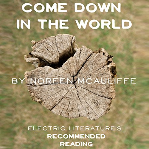 Come Down in the World audiobook cover art