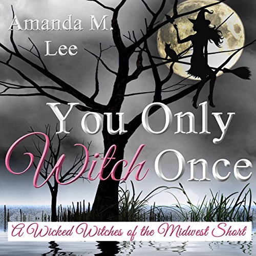 You Only Witch Once audiobook cover art