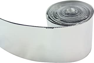 SWI Parts Thermal Barrier Adhesive Backed Heat Reflective wrap (2''X50')