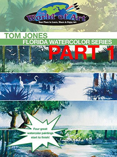 Tom Jones: Florida Watercolor Series Part 1