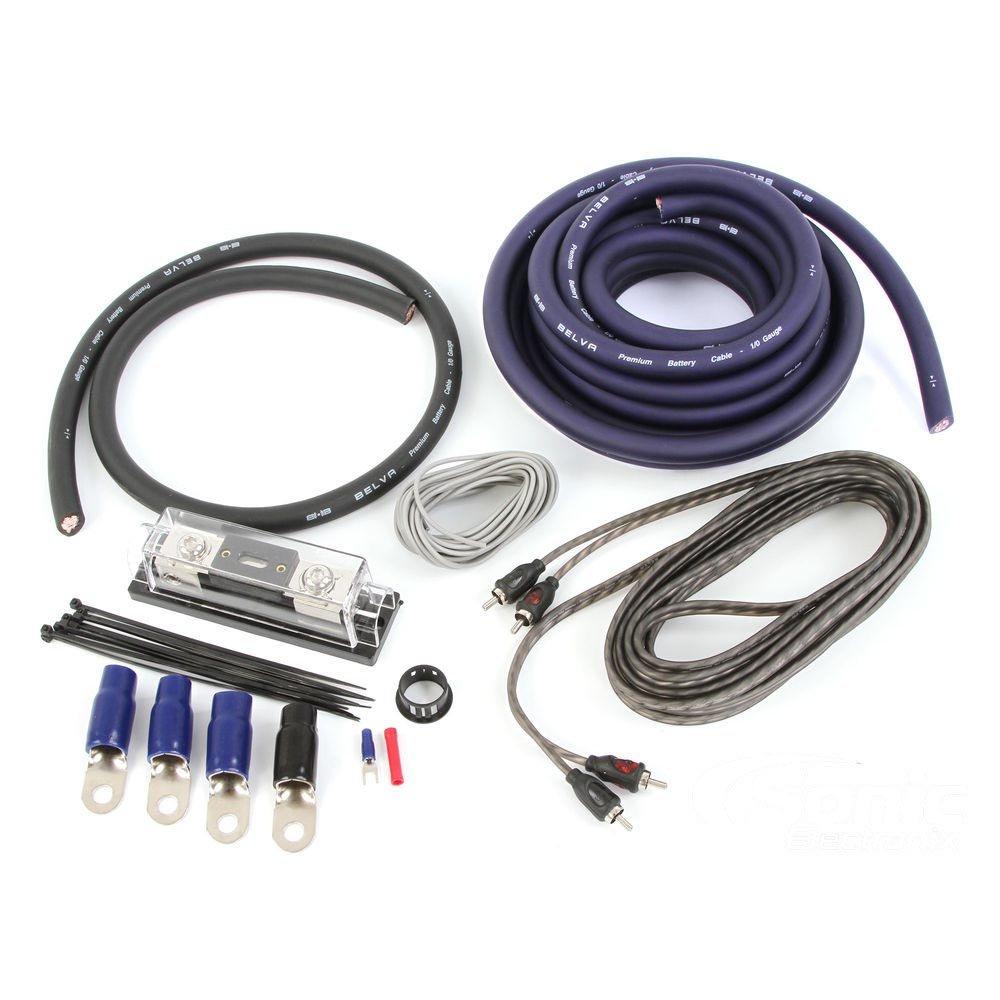 Professional Belva Copper Clad Interconnects BAK02BL