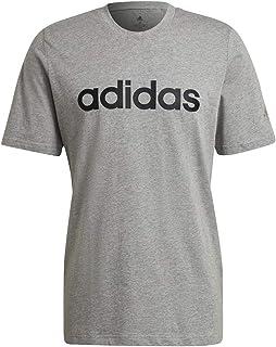 adidas Men's M LIN SJ T T-SHIRT (SHORT SLEEVE)