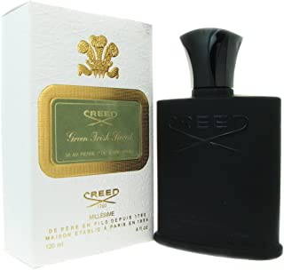 Creed Green Irish Tweed By Creed EDP Spray for Men, 4-Fluid Ounce