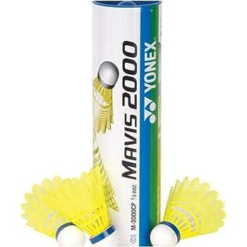 Yonex Mavis 2000 Nylon Badminton Shuttlecock