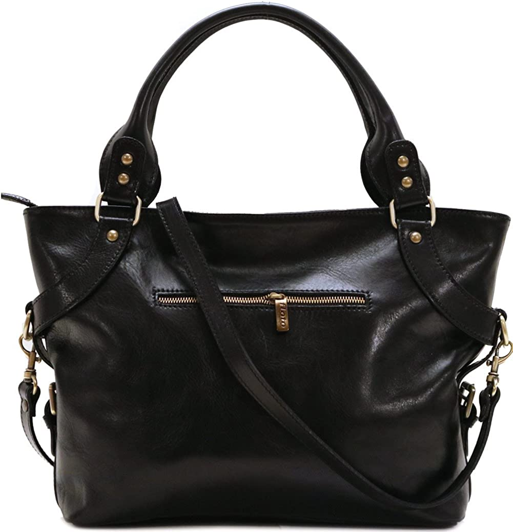 Floto Taormina Bag Leather Sales for Indefinitely sale