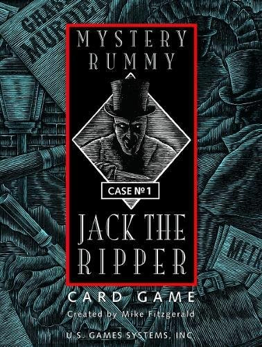Mystery Rummy: Jack the Ripper (Mystery Rummy Case)