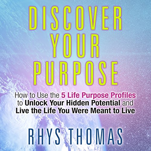 Discover Your Purpose audiobook cover art