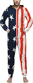 stars and stripes jumpsuit