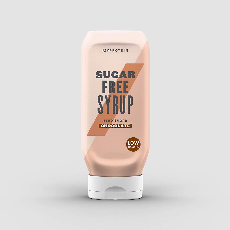 MyProtein My Syrup Sirope, Sabor Chocolate - 400 ml