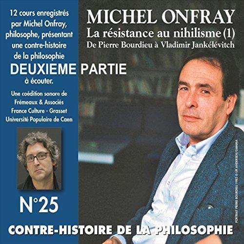 Contre-histoire de la philosophie 25.2 audiobook cover art