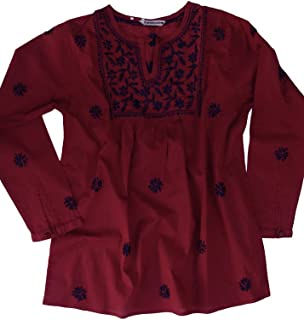 blouse hand embroidery