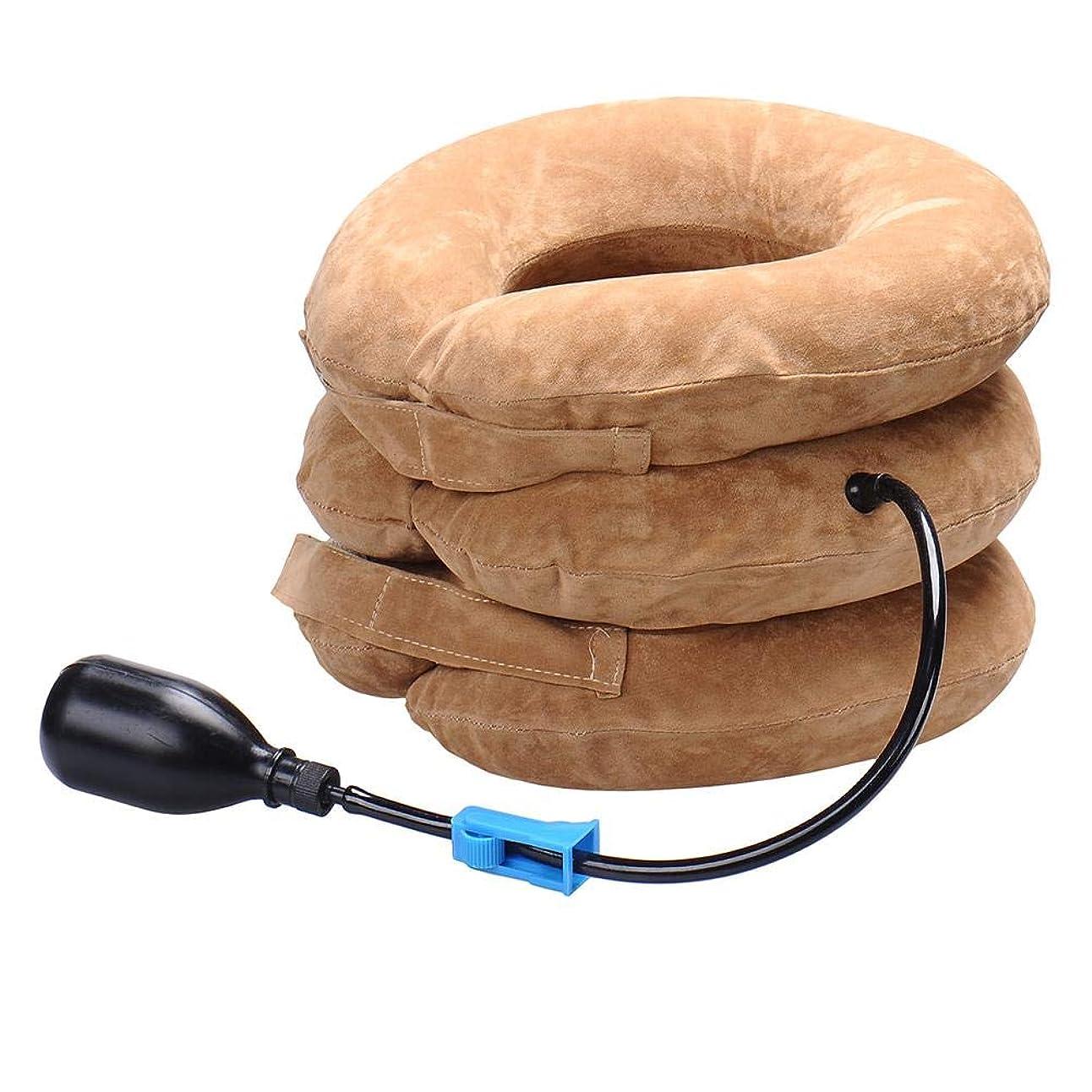コークスロッカー接続詞SILUN 頚部牽引装置、痛み緩和 ネック姿勢慢性頸部&肩アライメント痛み、首疲労 頚部痛みを軽減 ストレッチ ソフトウォッシャブルネルカバー