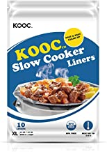 [NEW] KOOC Disposable Slow Cooker Liners and Cooking Bags