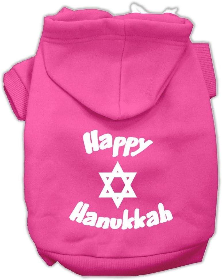 Max 51% Save money OFF Mirage Pet Products Happy Hoodies Print Hanukkah Screen