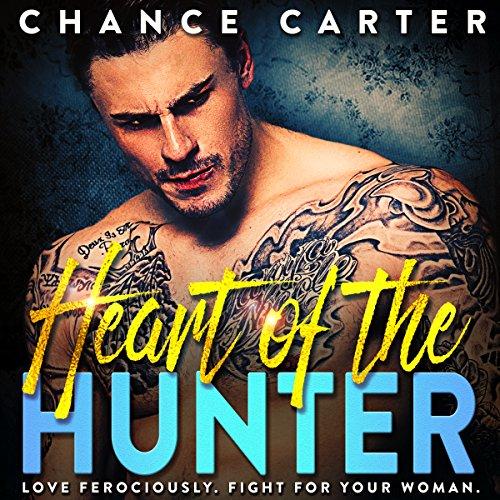 Heart of the Hunter audiobook cover art