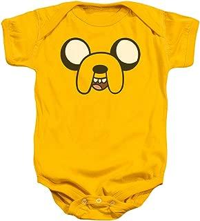 Adventure Time - Jake Head Baby Onesie
