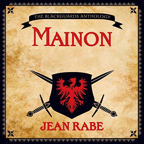 Mainon audiobook cover art