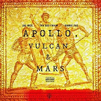 Apollo, Vulcan, & Mars (feat. Tha God Fahim & Vinnie Paz)