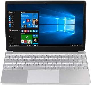 KUU A8S Ordenador Portátil 15.6'', Notebook Inter Celeron J3455, 8GB RAM DDR3..
