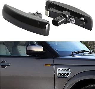 Land Rover Freelander 2 Repetidor Lateral Transparente Luces Indicadoras Discovery 3 /& 4