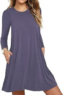 Best gray jersey knit dress Reviews