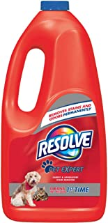 Resolve Pet Stain & Odor Carpet Cleaner Refill, 60oz Bottle
