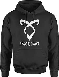 Angelic Power Rune Enkeli Unisex Adult Hoodie