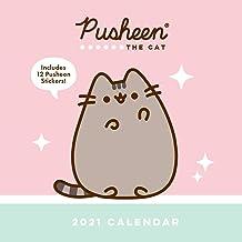Pusheen 2021 Wall Calendar PDF