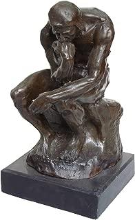 Toperkin The Thinker Statues and Sculptures Bronze Sculpture Statue