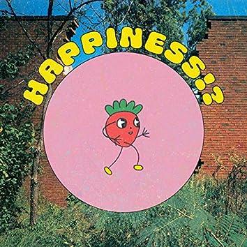 Happiness!?