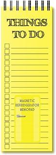 Nourish Paper Fridge Magnet (YELLOW)